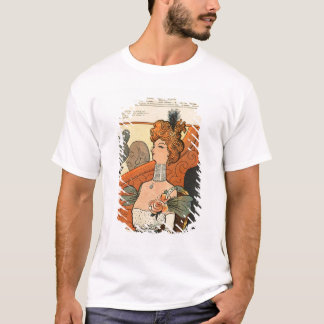 Caricature of a French Marquise T-Shirt