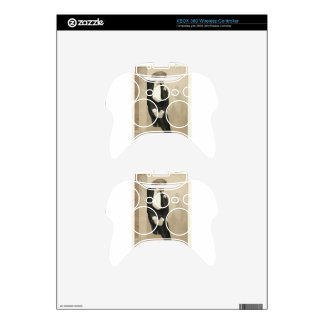 Caricature of Frederic Leighton by James Tissot Xbox 360 Controller Skin