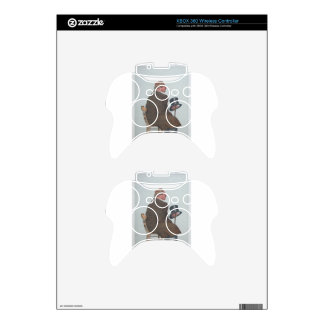 Caricature of Percy William Doyle C.B. by James Xbox 360 Controller Skin