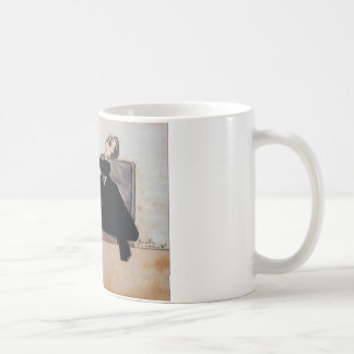 Caricature of the artist Emmerico Nunes by Amadeo Coffee Mug