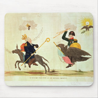 Caricature of the 'Hundred Days' Mouse Pad