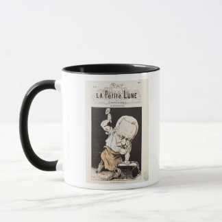 Caricature of Victor Hugo Mug