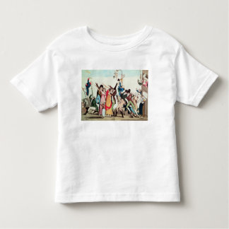 Caricature on the 1811 Comet, c.1811 Toddler T-shirt
