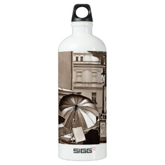 Caricature SIGG Traveler 1.0L Water Bottle