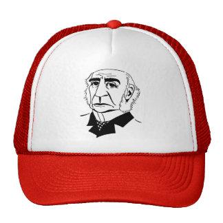 Caricature William Gladstone Trucker Hat