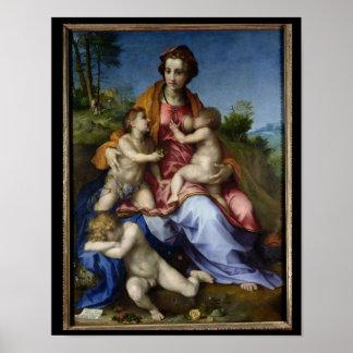 Caridad, 1518-19 poster