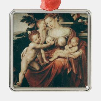 Caridad, 1544-58 ornamento de navidad
