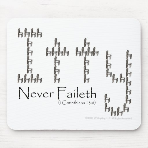 Caridad nunca Faileth Tapete De Raton