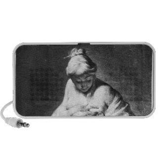 Caridad romana iPod altavoz