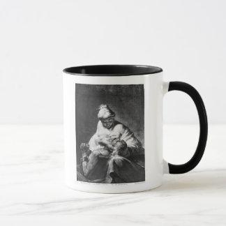Caridad romana taza