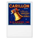 Carillon Brand Florida Grapefruit Card