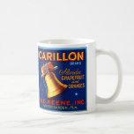 Carillon Brand Florida Grapefruit Coffee Mug