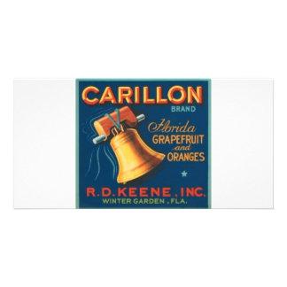 Carillon Custom Photo Card