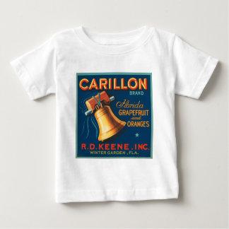 Carillon Florida Grapefruit and Oranges Baby T-Shirt