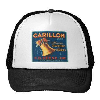 Carillon Florida Grapefruit and Oranges Mesh Hats