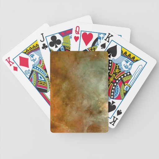 Carina Bicycle Playing Cards