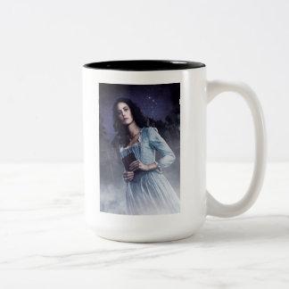 Carina - Brilliant and Brave Two-Tone Coffee Mug