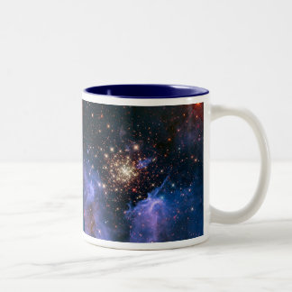 Carina cluster of golden stars mugs
