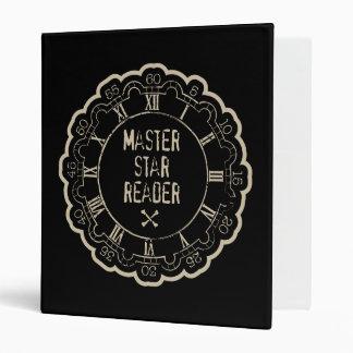Carina - Master Star Reader Binder