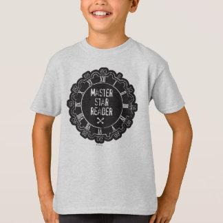 Carina - Master Star Reader Black T-Shirt