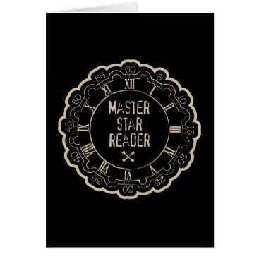 Disney Themed Carina - Master Star Reader Card