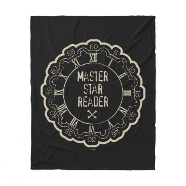 Disney Themed Carina - Master Star Reader Fleece Blanket
