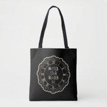 Carina - Master Star Reader Tote Bag