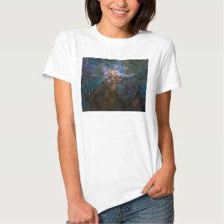 Carina Nebula 20 Years of Hubble Astronomy clothes Tshirts