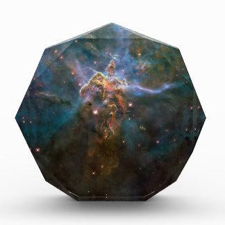 Carina Nebula Acrylic Award