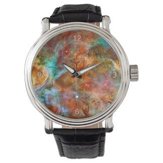 Carina Nebula, Argo Navis Wrist Watch