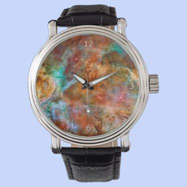 Carina Nebula, Argo Navis Wristwatch