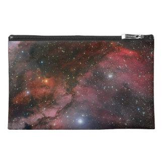 Carina Nebula around the Wolf Rayet star WR 22 Travel Accessories Bag