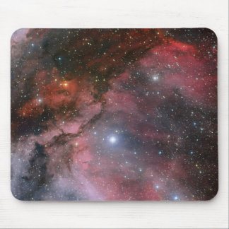 Carina Nebula around the Wolf Rayet star WR 22 Mouse Pad
