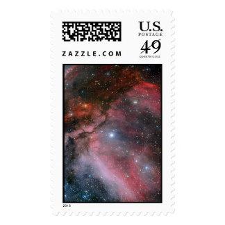 Carina Nebula around the Wolf Rayet star WR 22 Postage