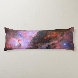 Carina Nebula, breathtaking universe astronomy Body Pillow
