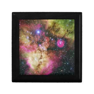 Carina Nebula - Breathtaking Universe Jewelry Box