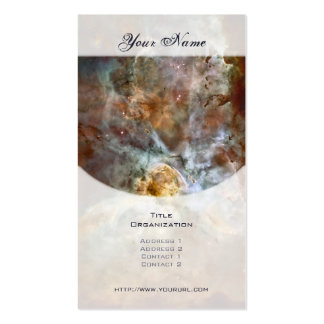 Carina Nebula Double-Sided Standard Business Cards (Pack Of 100)