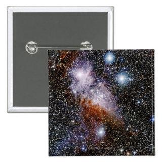 Carina Nebula Button