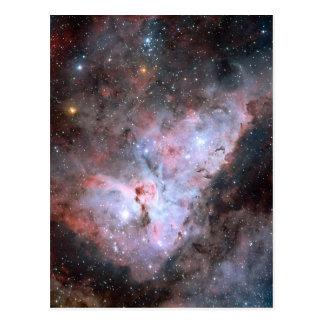 Carina Nebula by ESO Postcard