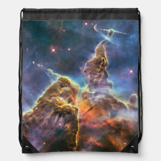 Carina Nebula by the Hubble Space Telescope Cinch Bags