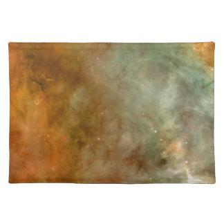 Carina Nebula Cloth Placemat
