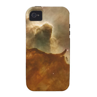 Carina Nebula Clouds iPhone 4 case