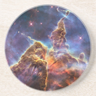 Carina Nebula Beverage Coasters