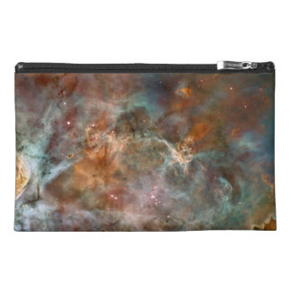 Carina Nebula Dark Clouds Travel Accessory Bags