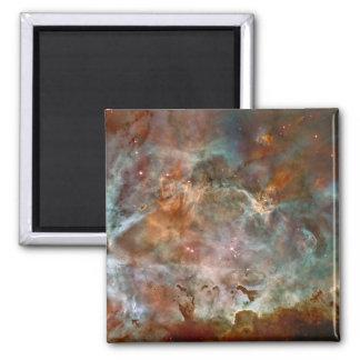 Carina Nebula Dark Clouds Refrigerator Magnet
