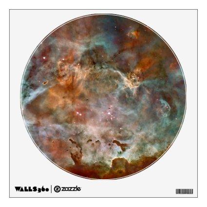 Carina Nebula Dark Clouds Room Graphics