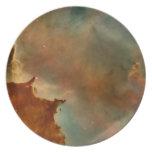 Carina Nebula Detail Plate