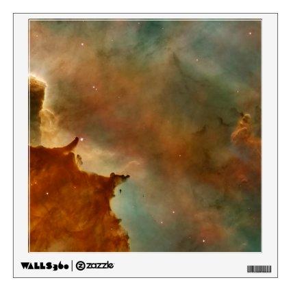 Carina Nebula Detail Wall Decal