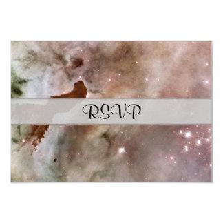 Carina Nebula Dust Pillar Card