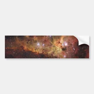 Carina Nebula Eta Carinae Bumper Sticker